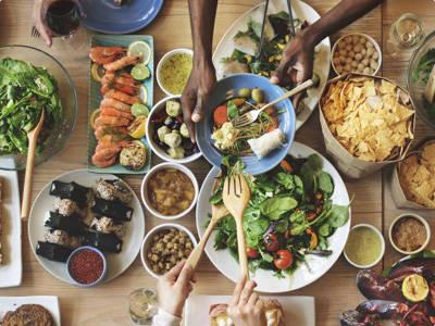 abnehmen regelmäßig essen